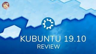 kubuntu 19.10 Review