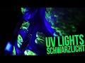 UV Licht Fotoshooting | Erfahrungen, BTS 📸 FOTOGRAFIE VLOG DEUTSCH