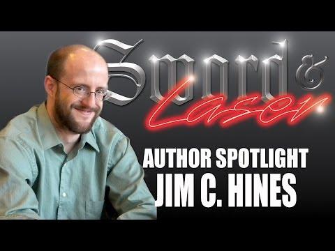 Author Spotlight: Jim C. Hines -  Sword and Laser