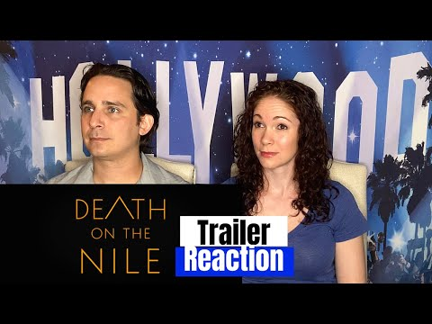 Death on the Nile 2020 Official Trailer Reaction