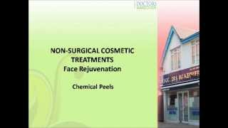 Chemical Peels Non Surgical Cosmetic Treatments Thumbnail