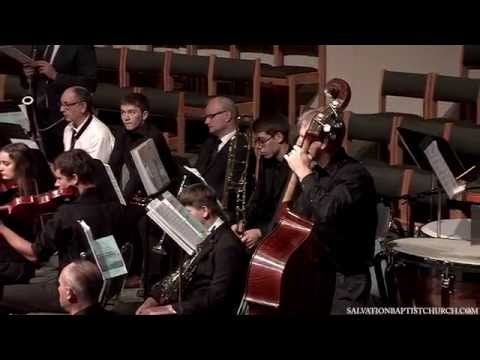 «Иерусалим—город золотой»  ─ Илья Сильчуков и Симфонический Оркестр «Унисон»