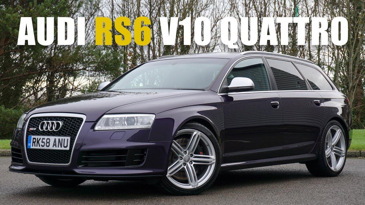 Kekurangan Audi Rs6 2008 Review