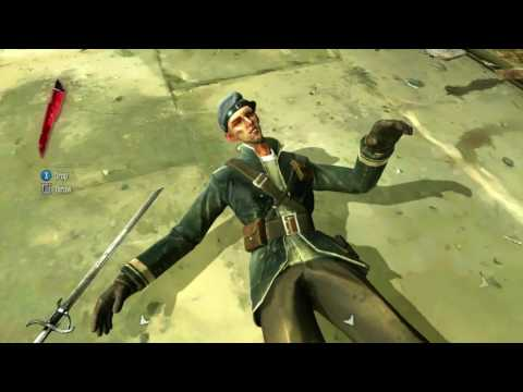 Dishonored : 30 MINS GAMEPLAY! [#1]