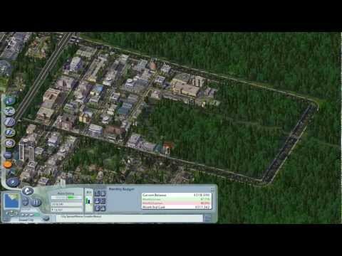 SimCity 4: Building Cities in a Region (Sandbox) - 1