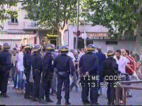 Emeute À Perpignan mai 2005