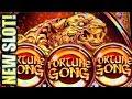 BIG WIN BONUS - Gold Stacks 88 Tiger Reign Slot Machine