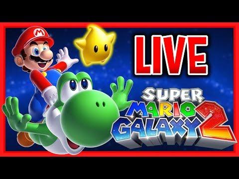 🔴 Kreativer Stream Name | German | Super Mario Galaxy 2 | Nintendo Wii