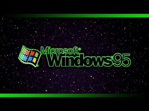 MICROSOFT WINDOWS 95: Das ultimative Gaming System! [HD] [Deutsch]