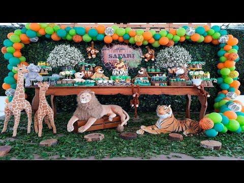 Tendência Decoração Festa Infantil 2019