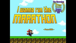 I Wanna Run The Marathon №4 почти конец.