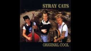 """Stray Cats - Flying Saucre Rock""""n""""Roll"""