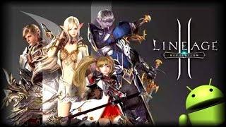 EL MEJOR JUEGO MMORPG PARA ANDROID? - Lineage 2 Revolution - Gameplay y Descarga APK