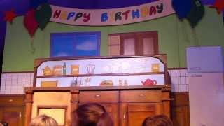 Sooty's Birthday Bake Off Live Cadbury World 3rd August 2013