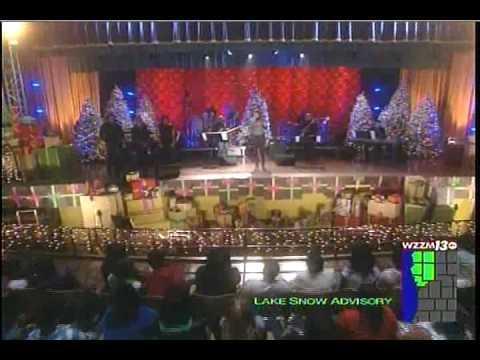 Jennifer Hudson Christmas Special I'll Be Home for Christmas