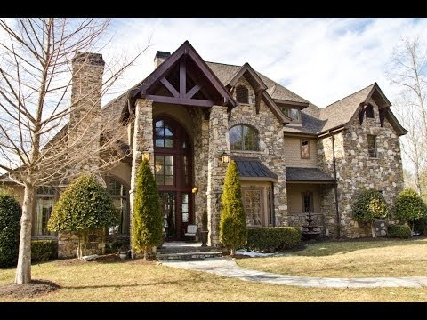 288 Shady Creek Lane, Hendersonville, NC -Hendersonville Luxury Estate for Sale
