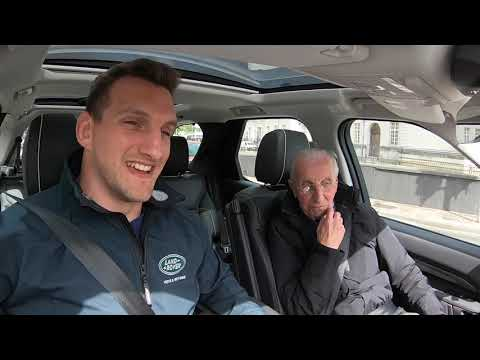 Land Rover Rugby - A surprise for Cardiff Blues fan