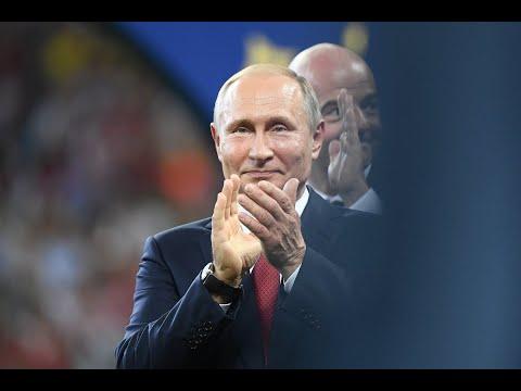 بوتين: روسيا أحبطت 25 مليون محاولة اختراق خلال المونديال  - نشر قبل 13 ساعة