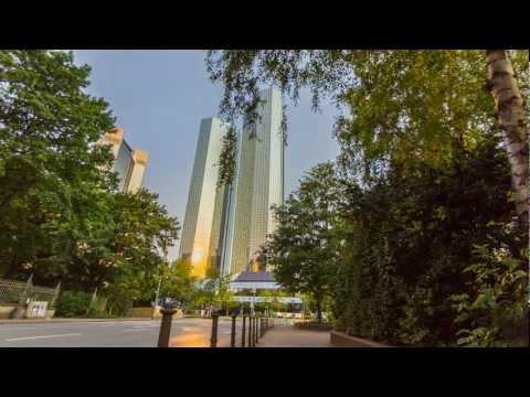 Timelapse Deutsche Bank – Frankfurt am Main
