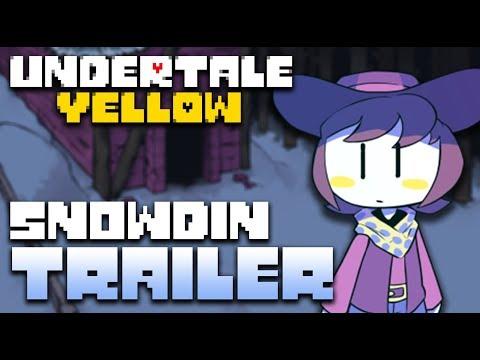 Undertale Yellow - Snowdin Trailer