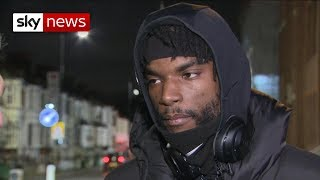 Knife crime crisis: Man's mission to take knives off the street