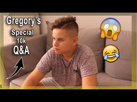 ΕΧΩ ΜΗΧΑΝΑΚΙ ?? | Gregory's Special 10K Q&A