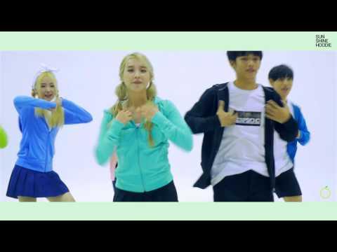 SUNSHINE HOODIE: Dance Version