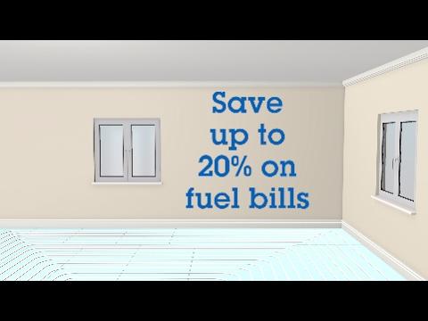 Why choose underfloor heating?