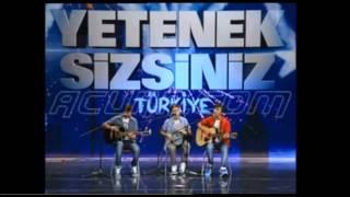 Yetenek Sizsiniz Türkiye - Fırat Zirek Ve Grubunun Şarkı Performansı
