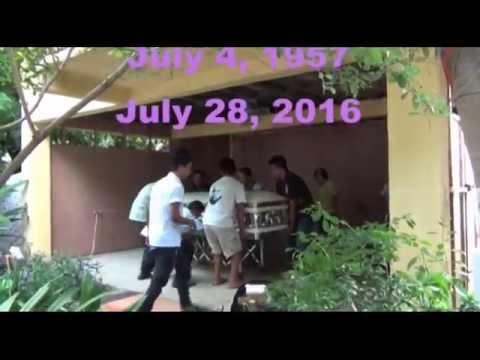Julie's Funeral (Burial)  8/2016