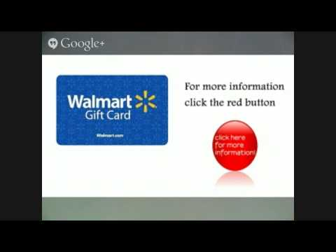 Walmart visa credit card - Instructions on how to obtain the Walmart card