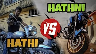 Hathi vs Hathni | Is it Reliable?? | Best Touring Bike under 2 lakhs