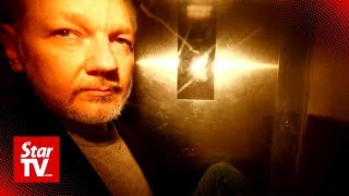 Assange gets year of UK jail, faces extradition