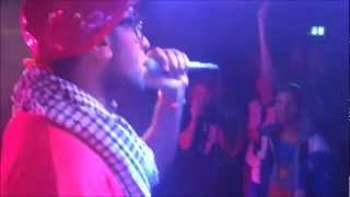 Rooney Hoodstar Acapella,Live From Copenhagen DK - Revolution Records