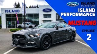 Island Ford Vlog Episode 2: 670HP Mustang with ROUSH Phase 1 Supercharger | Review