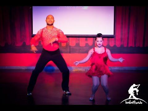 Baila Mundo - Deividi Pinheiro e Paloma Fonseca (1 ano de Latin Party)