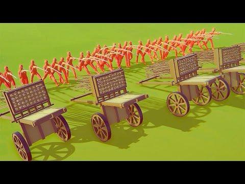 НОВЫЕ ВОЙСКА ► Totally Accurate Battle Simulator #5