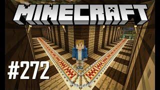 Minecraft Survival #272 : MEGA REFORMA NA MINA ABANDONADA