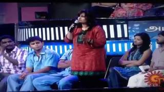 Super kudumbam Artist goes wild after hearing the score...