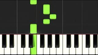 Simple and beautiful music to practice and play on the piano