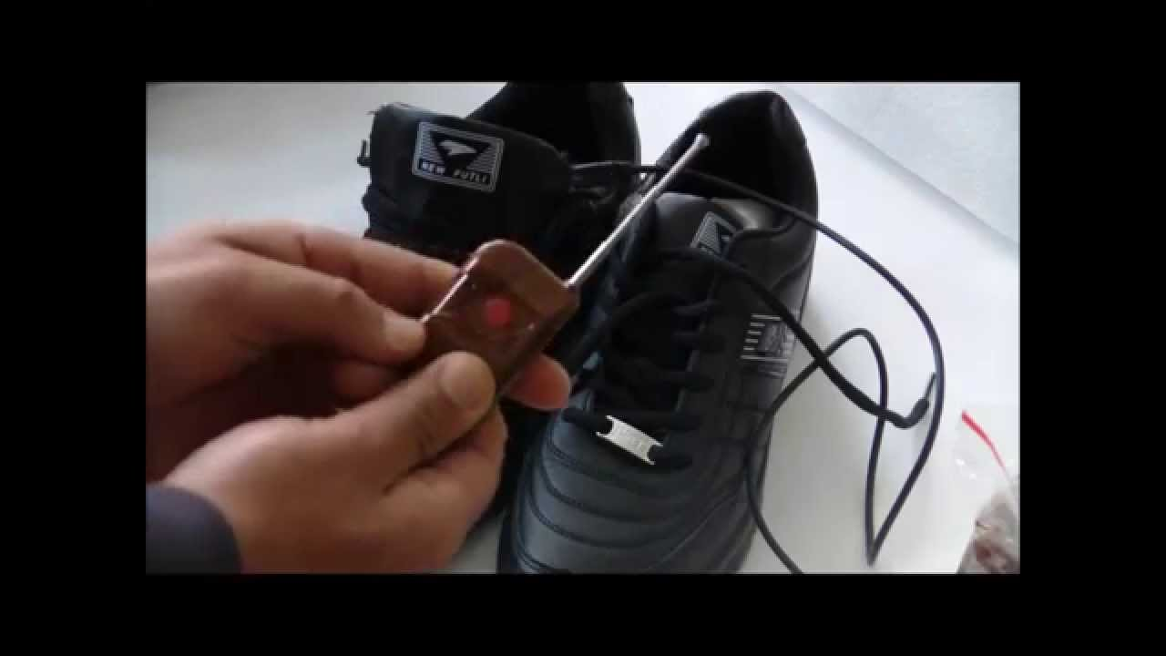 chaussures camera techdigitale youtube. Black Bedroom Furniture Sets. Home Design Ideas