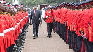 Uhuru tells Kenyans to be peaceful during election, says govt to counter threats
