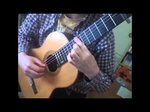 Conturbatio〜Decretum【classical guitar】