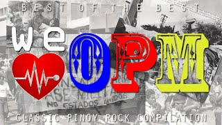 Gambar cover Classic Pinoy Rock [We LOVE OPM]