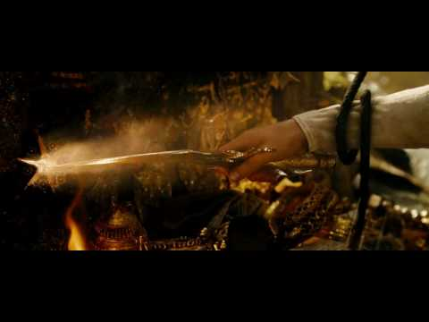 Prince of Persia Movie Trailer HD
