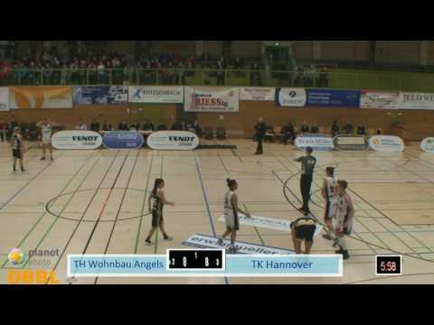 06/11/2016 • DBBL • TKH HANNOVER vs TH Angel Hannover