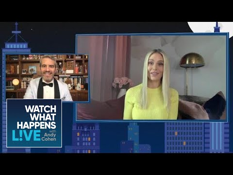 Dorit Kemlsey's Beef With Kyle Richards | WWHL