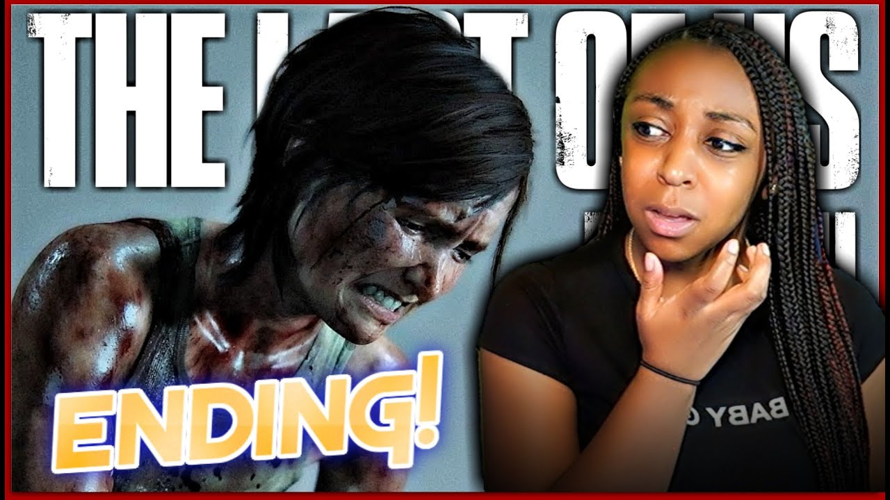 WAS IT WORTH IT?!? | The Last of Us Part II Gameplay!!! | ENDING + THOUGHTS thumbnail