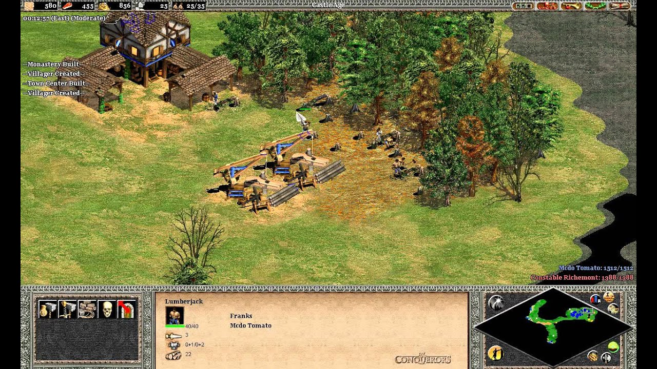 Age of empires ii real world map france youtube gumiabroncs Image collections
