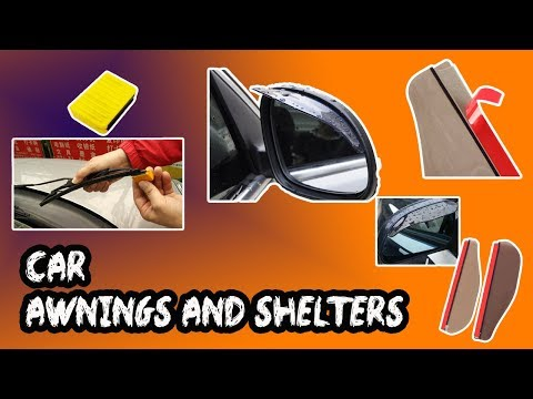 5 Best Car Awnings &  Shelters